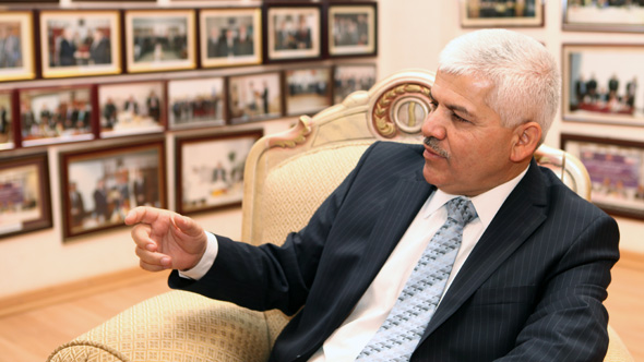 Fidaden Garde, Chairman of Sana group and Member of the Board of the Erbil Chamber of Commerce and Industry