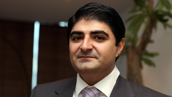 Aram Daro Noori, General Manager of Goran net (Kurdistan Region of Iraq)