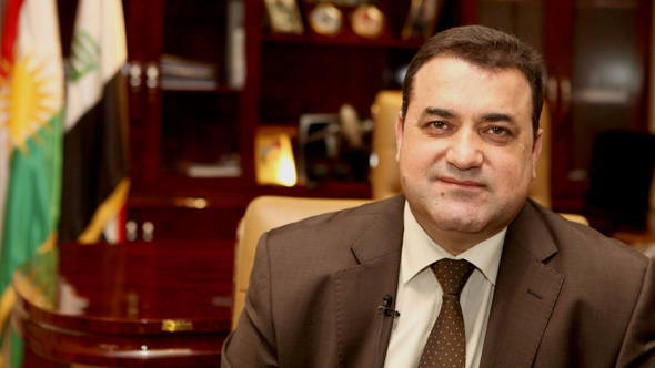 Interview with Jonson S. Ayo, Minister of Transportation and Communications of Kurdistan Region of Iraq