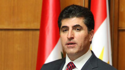 Nechirvan Barzani, the Prime Minister of Kurdistan Region