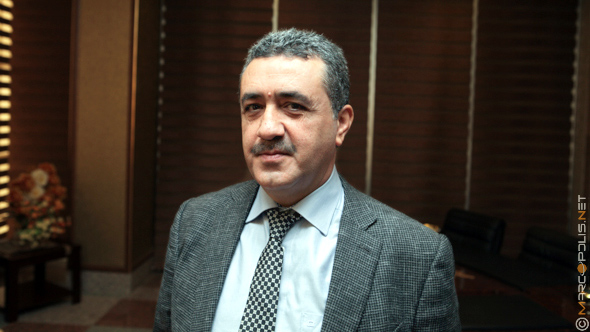 Nozad Dawood Fattah Al-Jaff, Chairman of North Bank