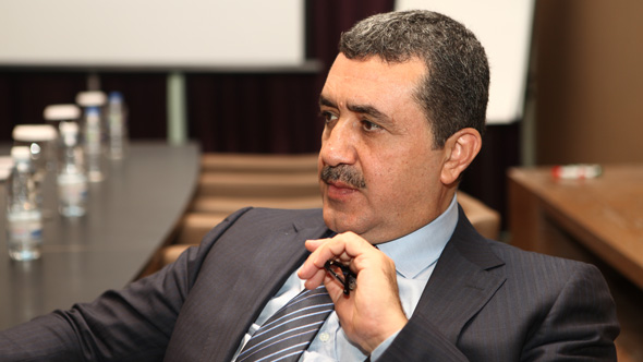 Nozad Dawood Fattah Al-Jaff, Chairman of North Bank Iraq