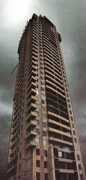 North Bank Project: Al-Jaff Towers