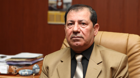 Baqi M. Salaye, Pola Group & Rehab Company and a Member of Erbil Chamber of Commerce