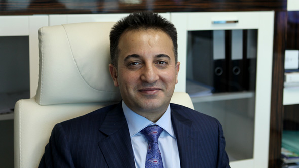 Saad Hassan, Vice President of Qaiwan Group of Companies