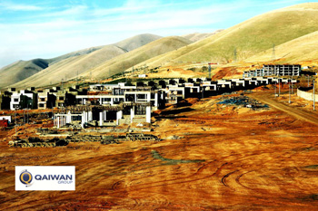 Qaiwan Group real estate development