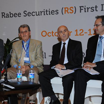 Rabee Securities: Conference organized by Rabee Securities in Erbil