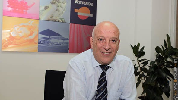 Jorge Eduardo Baldi, Exploration Manager of Repsol