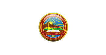 University of Salahaddin - Hawler: Logo of University of Salahaddin