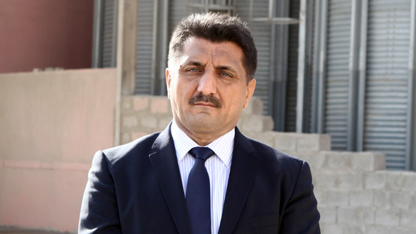 Salar Jalal Fataka, Owner of Sarmand Group