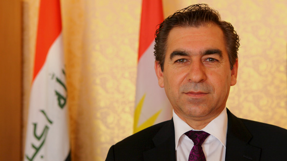 Soran A. Aziz, Vice-President of Erbil Chamber of Commerce and Industry