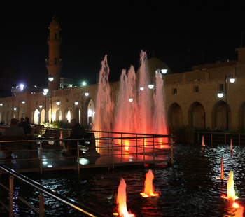 Erbil by night