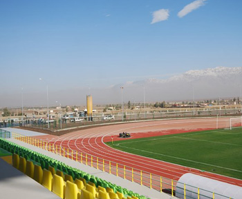 Halabja Stadium Project Zozik