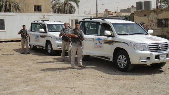 Falcon Security: Professional Security Services in Iraq