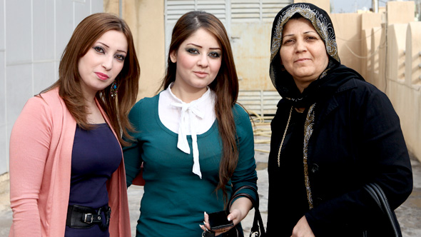 Women's Rights in Iraqi Kurdistan: Special Report