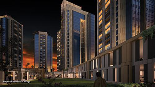 Erbil-Empire-World-real-estate-development-now-70-complete