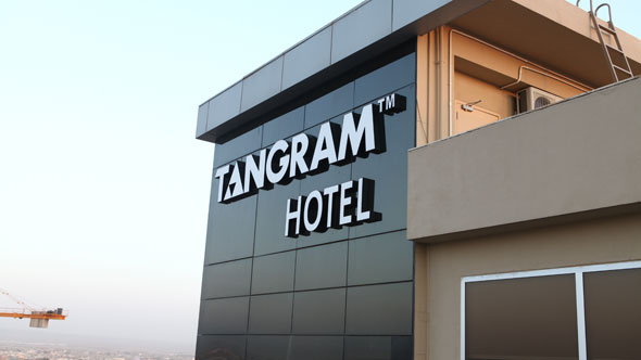 Best Business Hotel in Erbil: Tangram Hotel's Vision