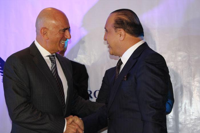 Alex Kyriadidis and Pershraw Majid Agha