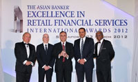 Gulf Bank Asian Banker Award