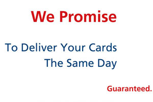 Gulf Bank We Promise Cards