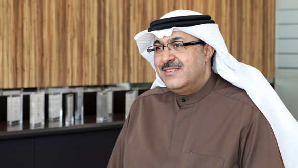Sadoun A. Ali, Managing Director and CEO of KAMCO