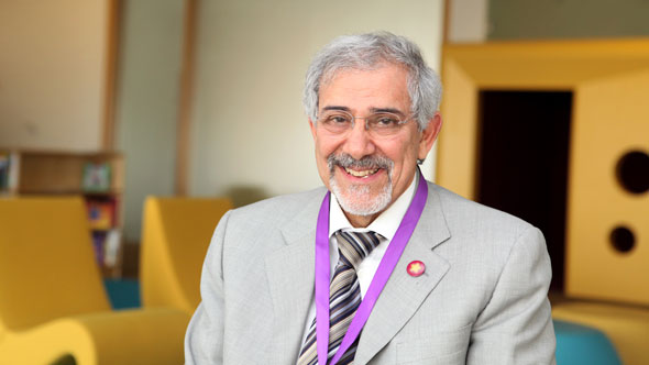 Dr. Hilal Al-Sayer, President of Bayt Abdullah Children's Hospice and Former Minister of Health of Kuwait