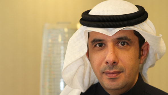 Ahmad Saud Al-Sumait, Chairman and Managing Director of United Towers