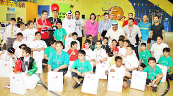 Wataniya Sport Events for Children