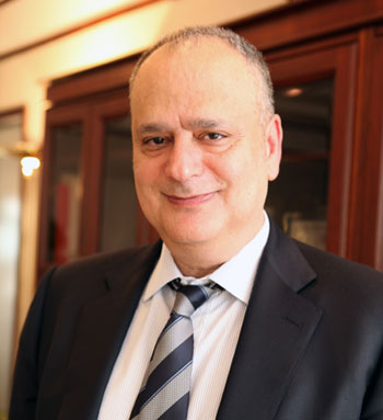 Michel Accad, CEO of Gulf Bank
