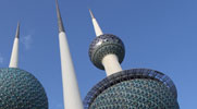 The Famous Kuwait Towers
