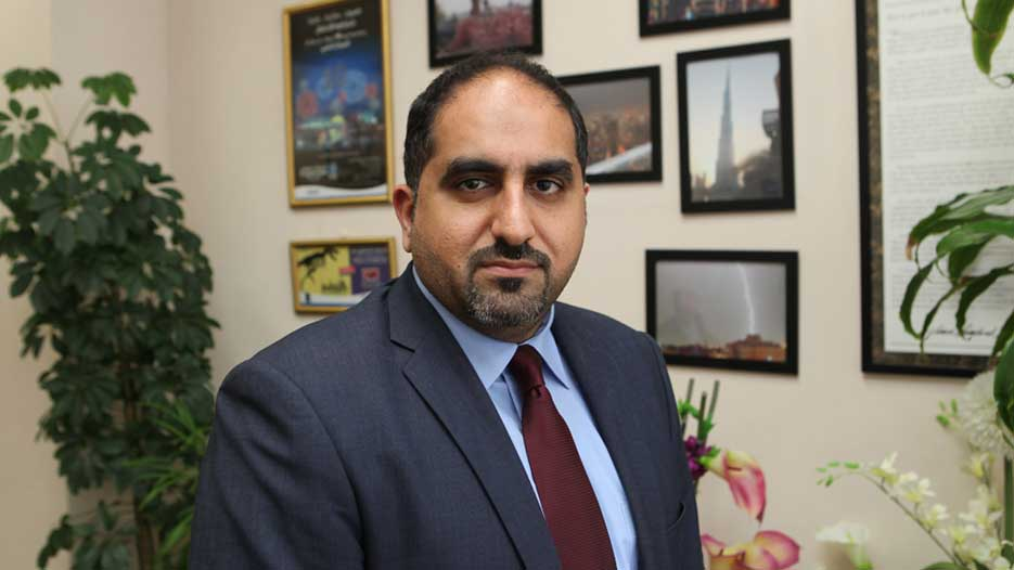 Nawaf A. Al Rudaini,  Marketing and Public Relations Manager of Kuwait Scientific Center