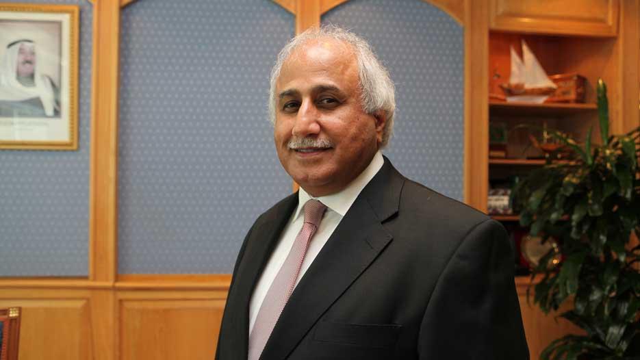 Abdullatif A. Al-Bader, President of Kuwait University