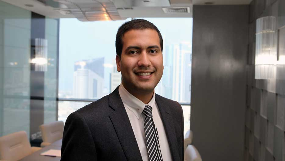 Mohamed A. Abdulsalam, CEO of MENA Holding