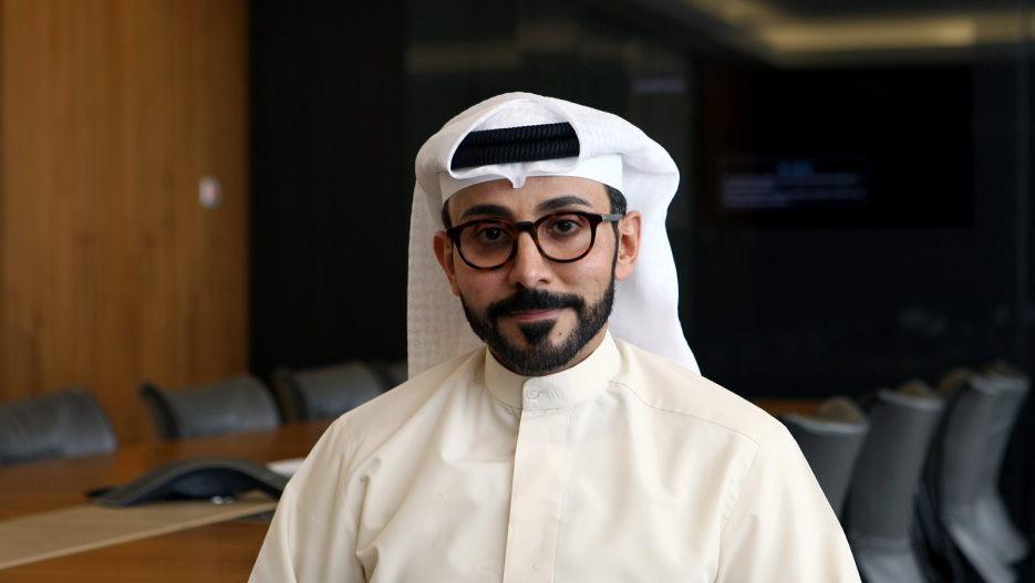 Mohammed Al Matook, Acting GM of Al Hamra Real Estate Company