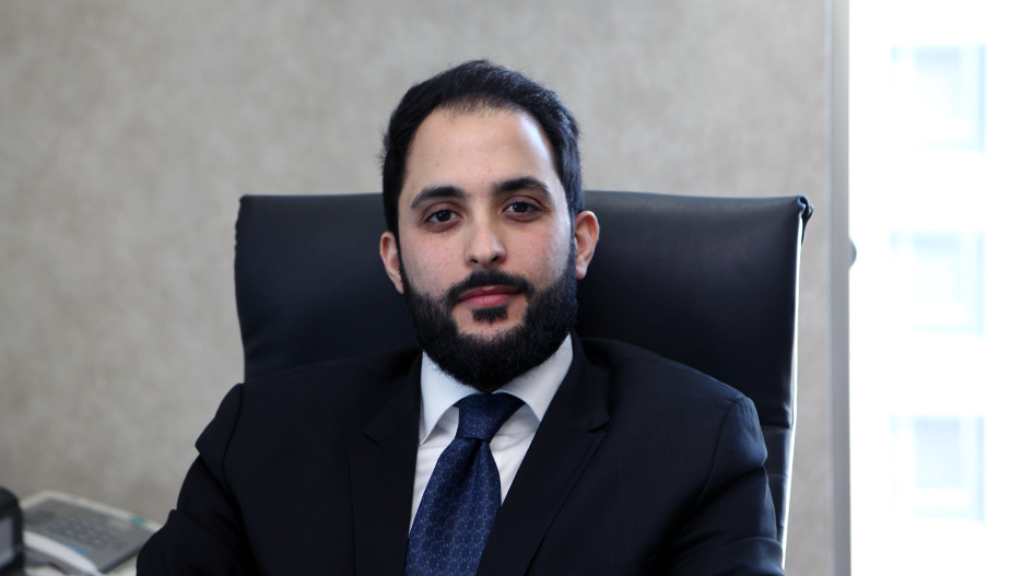 Jad H. Mekkaoui, Business Development & Contracts Manager of Al-Kazemi Group