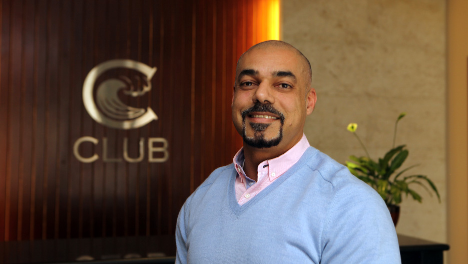 Abdullah Al Askari, Managing Director of C Club