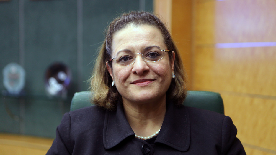 Elham Mahfouz, CEO of Commercial Bank of Kuwait (CBK)