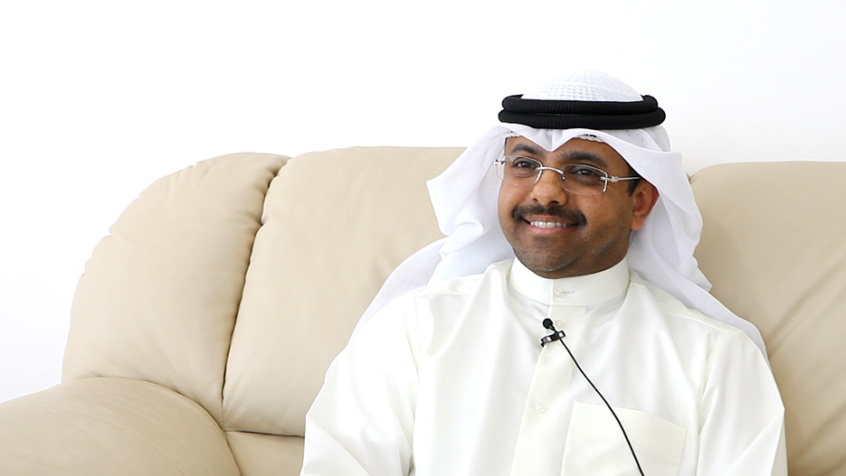 Nawaf A. Al Sharhan, GM - Business Development & Tendering of HOT Engineering Co.