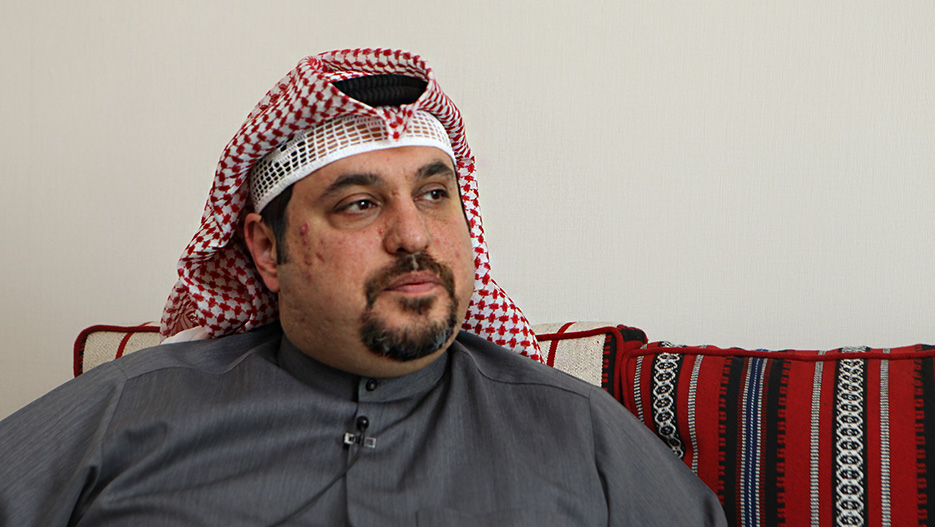 Faisal M. Sarkhou, CEO of KAMCO