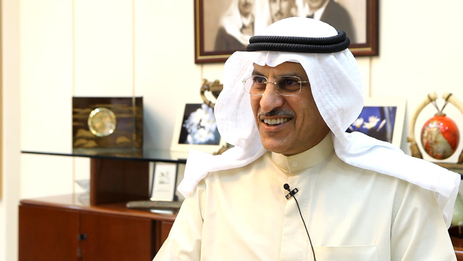 Ahmed A. Al-Ghannam, Chairman of KAPICO Group Holding