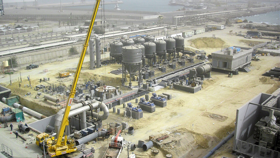 HOT Engineering Co. Kuwait: Projects Overview