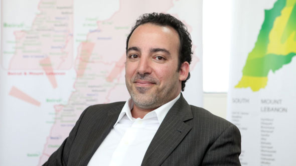 Imad Tarabay, Chairman and CEO of Cedarcom