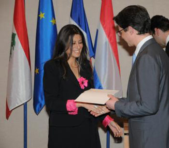 Diploms from Ecole Superieure des Affaires