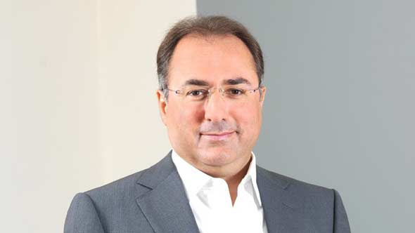 George Jabbour, President of the Lebanese Syndicate of Advertising (AAA)