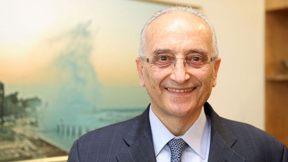 Mazen Salha, Chairman of SGHL (Societe Des Grands Hotels Du Liban) & Owner of Phoenicia and Vendôme Hotels