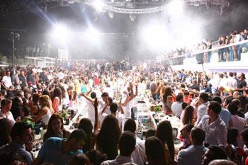 nightlife in lebanon white iris and iris beach club