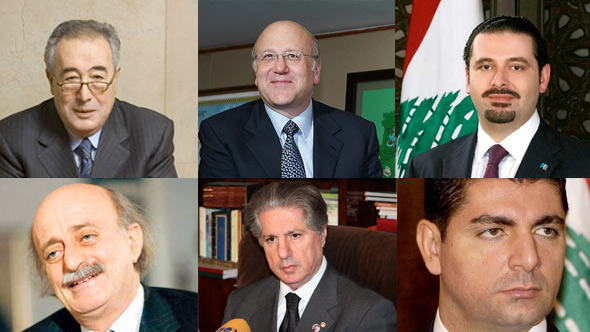Lebanese Powerbrokers: The Most Powerful Families of Lebanon