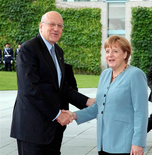 Lebanon Foreign Policy: Official Visit to German