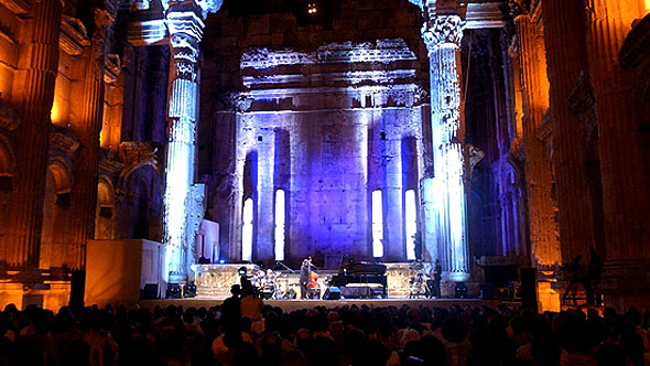 Baalbek International Music Festival: Where the Gods and Men Sing