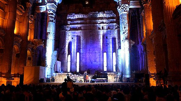 Baalbek International Music Festival: Where the Gods and Men Sing